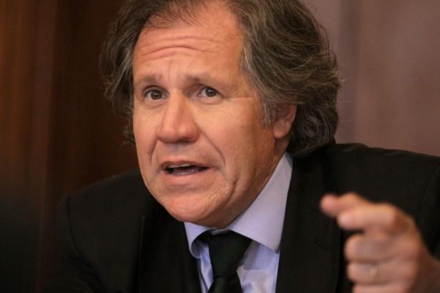 Luis Almagro (Foto EFE)