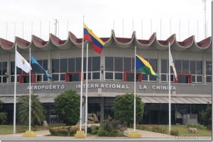 La crisis eléctrica que ya no sorprende a los usuarios del Aeropuerto de La Chinita (Video)