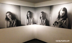 Revive la historia visitando la casa de Ana Frank está en el centro de Amsterdam
