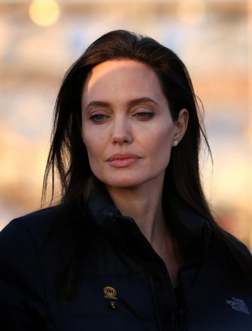 Foto: Angelina Jolie /  AFP