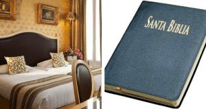¿Por qué hay Biblias en los hoteles de EEUU?