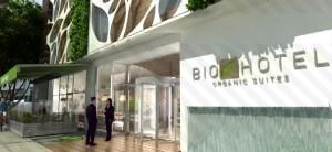 Bogotá cuenta con el único Hotel Ecológico de Latinoamérica