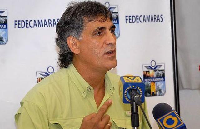 Foto Archivo/ Antonio Pestana, presidente de Fedeagro