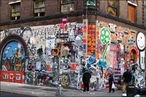 Conociendo el East Village de New York