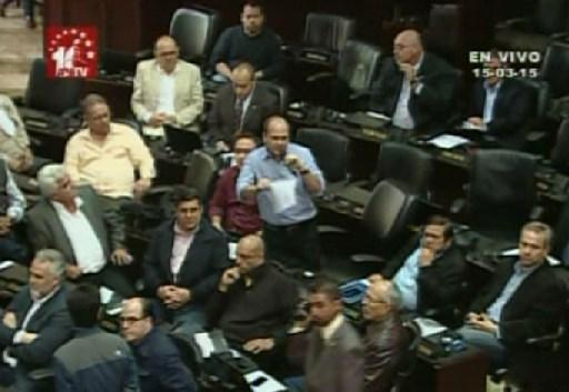 El diputado Medina pidió hablar de la injerencia de China, Cuba y Rusia en Venezuela