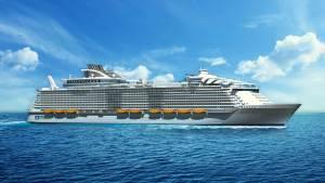 Harmony of the Seas, el nuevo buque de Royal Caribbean