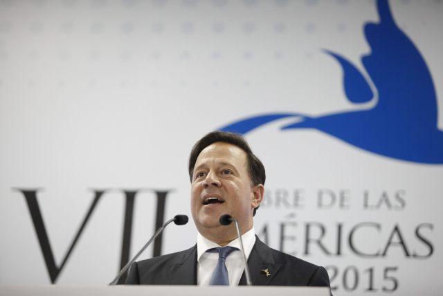 CUMBRE DE LAS AMÉRICAS EN CIUDAD DE PANAMÁ