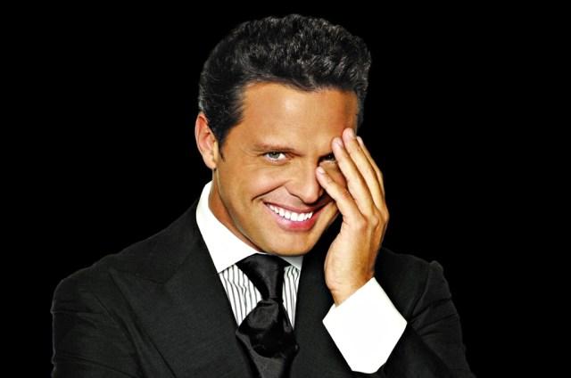 Foto: El Cantante Luis Miguel / americatv.com.pe