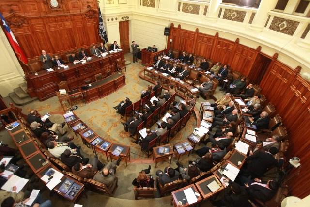 senado chileno