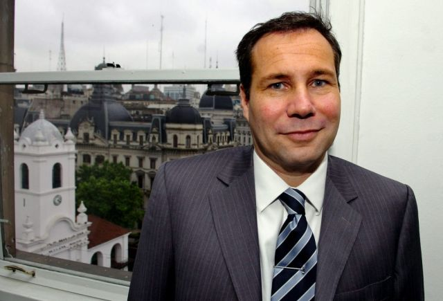 Foto: El fiscal argentino Alberto Nisman / EFE