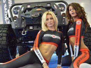 Nenas y Naves presenta: Las promotoras del Autoshow de Moscú (FOTOS)