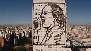 Impactantes imágenes de Buenos Aires captadas por un drone
