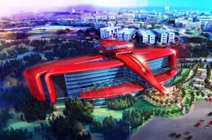 Así será el nuevo parque temático de Ferrari en España (WOW)