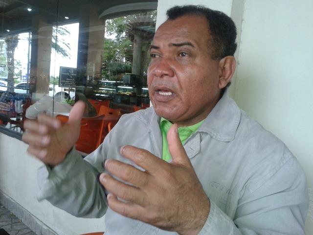 Francisco Cardiel expresó que si hay que salir a votar , lo harán masivamente para derrotar el mal gobierno.