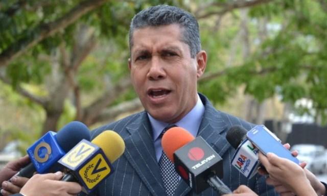 Henri Falcón, ex gobernador de Lara // FOTO Archivo