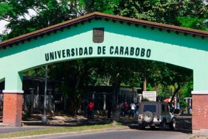 Vente Joven rechaza violencia del régimen en la Universidad de Carabobo