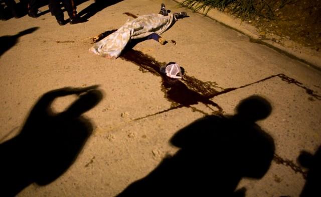 violencia Venezuela 980