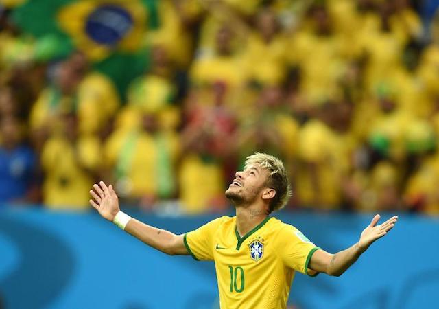 1. Neymar (Brasil) 23.9M seguidores