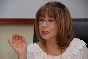 Rectora Jessy Divo: Funcionarios armados de Lacava robaron urnas en la Universidad de Carabobo (Video)