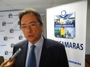 Jorge Roig sobre el discurso de Delcy Eloína en Fedecámaras: Fue todo lo malo que se podía esperar