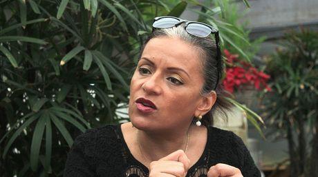 Foto: Manuela Perez, madre de Adriana Urquiola / el-nacional.com