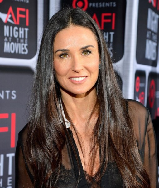 DEMI MOORE at Target Presents AFI's Night