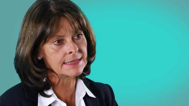 Marta Lucía Ramírez (Foto archivo)