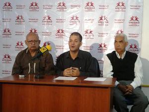 Unidad Vision Venezuela no está de acuerdo con exclusiones