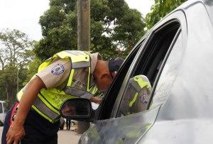 """Chavismo activó en Maracaibo un """"dispositivo"""" para restringir acceso vehicular"""