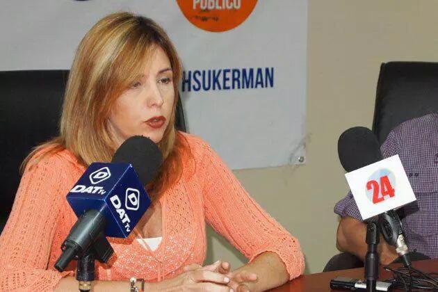 Concejal Judith Sukerman
