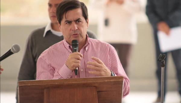 Juan Fernando Cristo-ministro colombiano