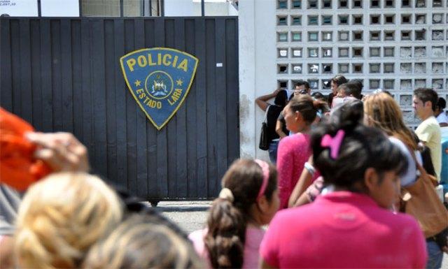 calabozos Policia Lara