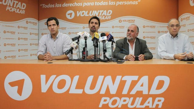 Foto: Prensa Voluntad Popular