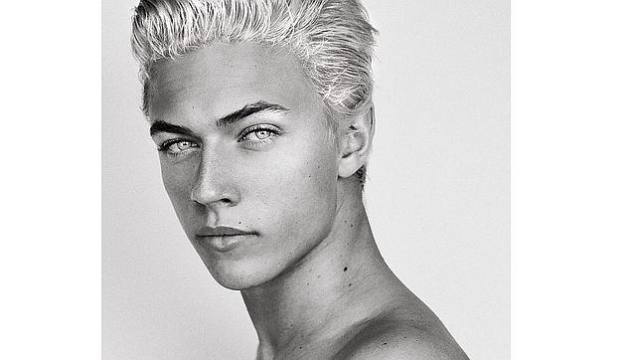 Foto Instagram @luckybsmith