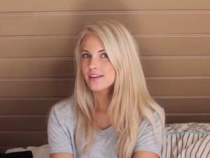 Nadie le entiende papa… pero los buzos siguen a esta bloguera noruega porque es un espectáculo (CATIRITA BONITA)