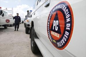 Funcionarios de Protección Civil fueron víctimas de la delincuencia en Santa Lucía del Tuy