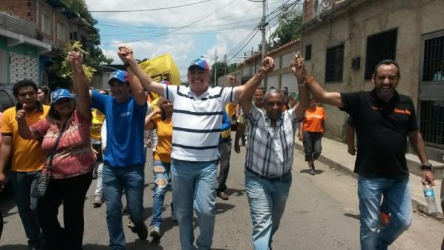 Foto: Prensa Ismael García Caracas