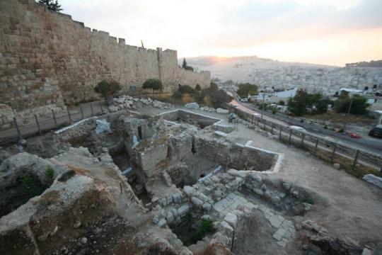 Foto: Excavan en Jerusalén una antigua mansión en el monte Sión de los tiempos de Jesús / blastingnews.com