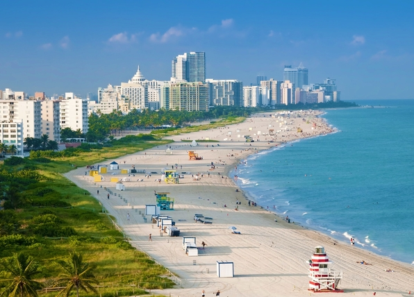 Florida recibe 31 millones de visitantes y logra un nuevo récord turístico