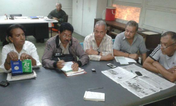 Foto: Docentes presionan por crisis del Ipasme / elimpulso.com