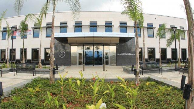 Foto: La embajada estadounidense en Managua / prensalibre.cr