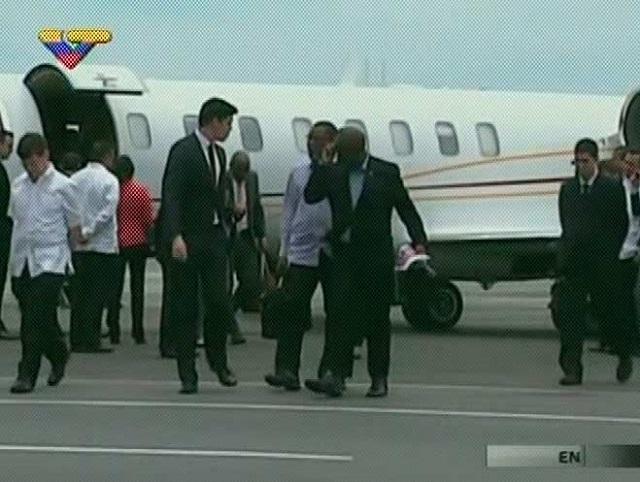 Delegaciones de Dominica y Antigua agarraron la colita en el YV1118