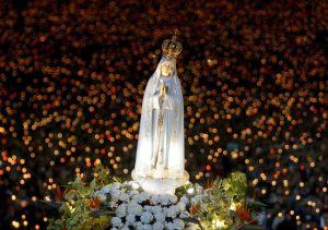 Este #13May se celebra el Día de la Virgen de Fátima