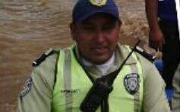 Xavier González, de 34 años, pertenecía a la Brigada Motorizada de Poliguajira