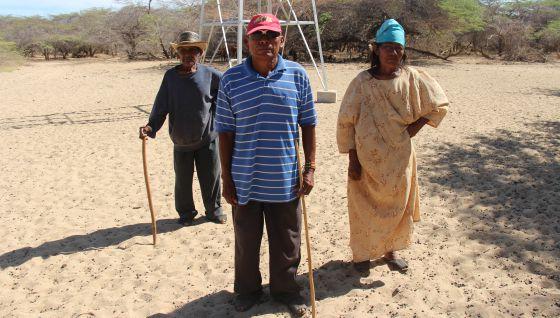 Habitantes de la frontera entre Colombia y Venezuela. / C.L.G