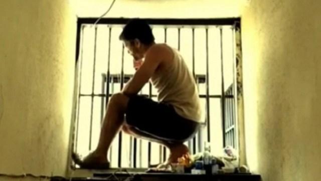 Foto: Leopoldo Lopez desde su celda en Ramo verde