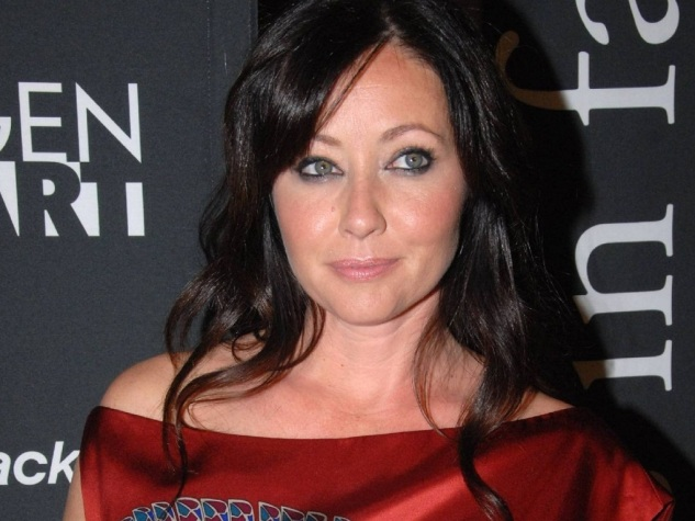 Shannen Doherty Gen Art's 14th Annual Fresh Faces In Fashion Show -arrivals New York City, USA - 04.09.08 Credit: (Mandatory): Patricia Schlein/ WENN
