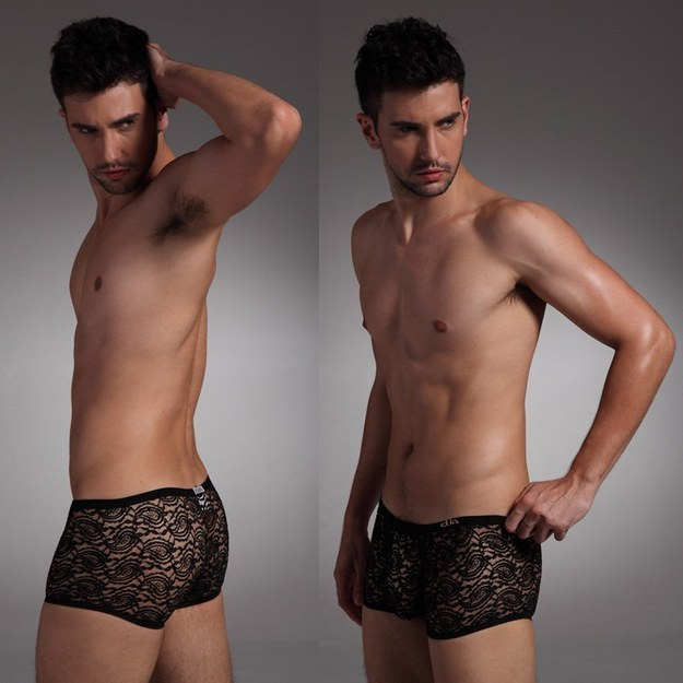 18062714c9f0 You can now buy lacy bras for men.Are they Really Sexy? – Daily ...