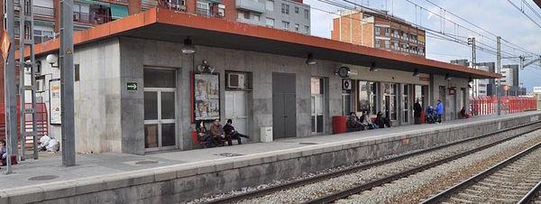 Estacion-Renfe-de-Mollet-Sant
