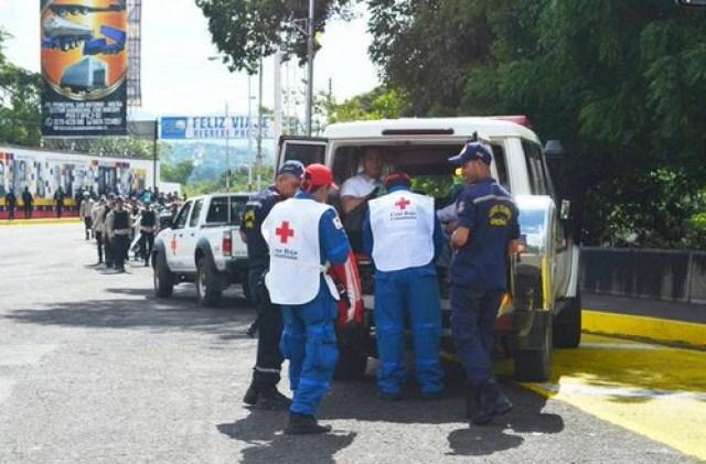 Cruz Roja Colombiana establece corredor humanitario en la frontera con Venezuela